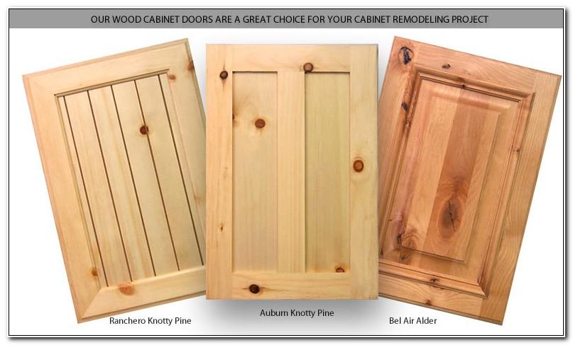 Paintable Wood Kitchen Cabinet Doors
