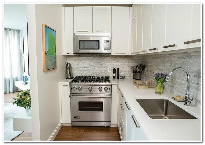 Painting Laminate Cabinets White