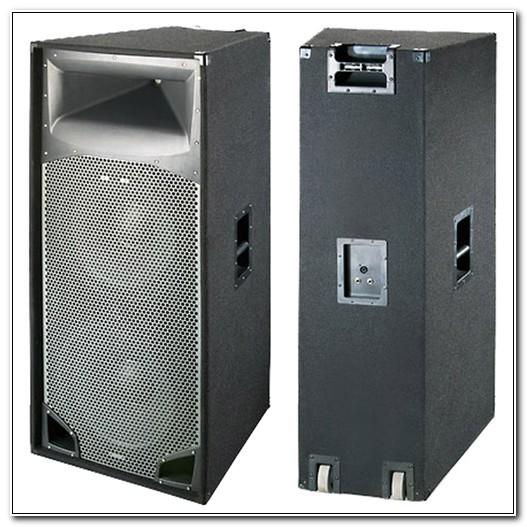 Peavey 15 Inch Bass Speaker Cabinet 600w