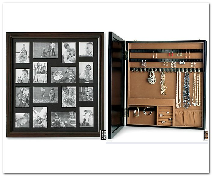 Picture Frame Jewelry Box Jcpenney