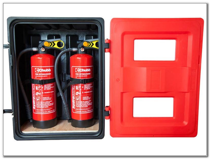 Plastic Fire Extinguisher Cabinets Australia