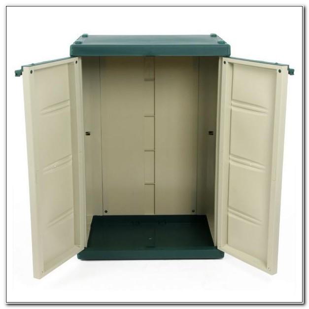 Plastic Outdoor Storage Cabinets