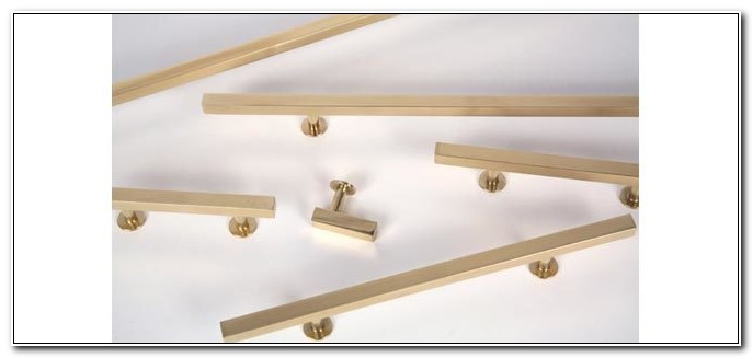 Polished Brass Cabinet Pulls