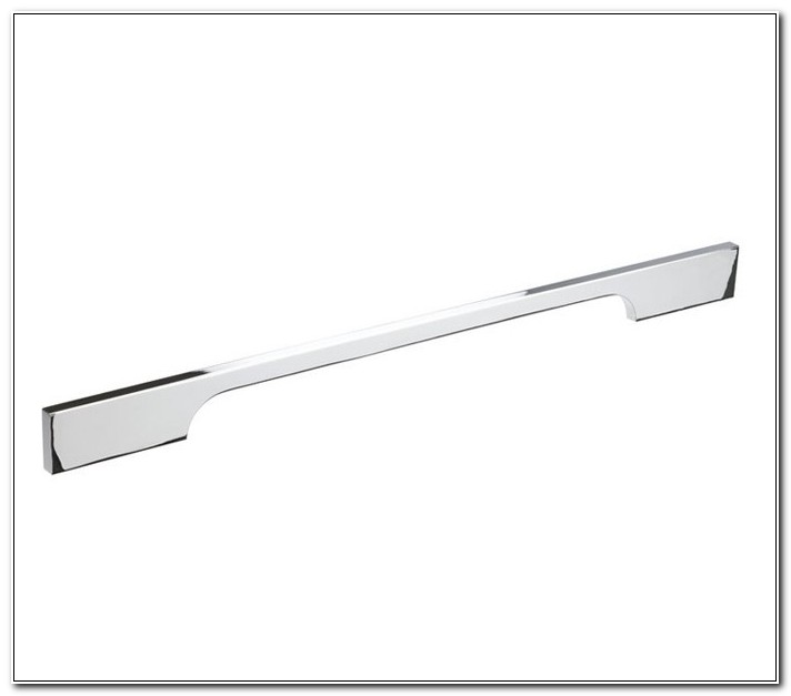 Polished Chrome Cabinet Door Handles
