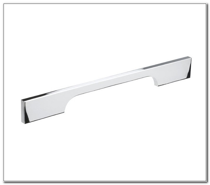 Polished Chrome Kitchen Cabinet Handles