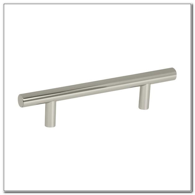 Polished Nickel Cabinet Bar Pulls