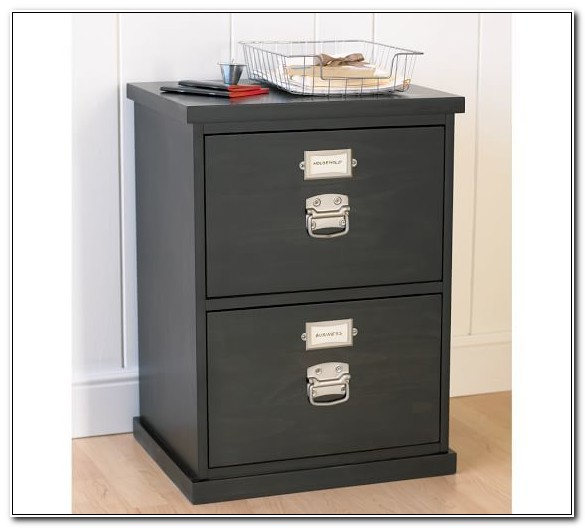 Pottery Barn Filing Cabinet Bedford