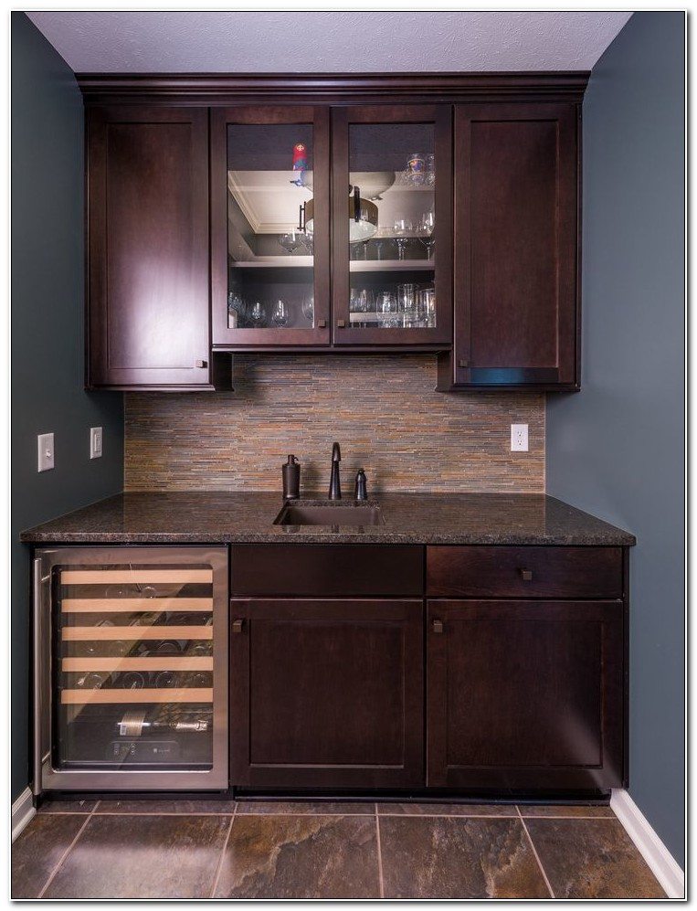 Pre Made Wet Bar Cabinets