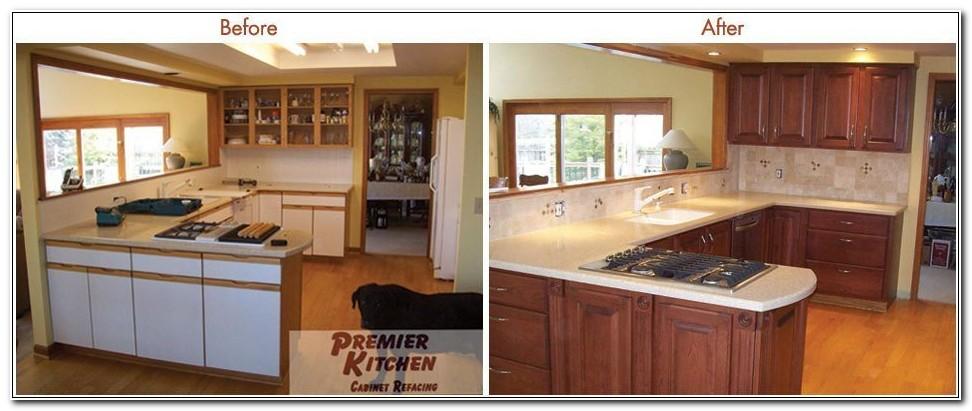 Premier Kitchen Cabinet Refacing Buffalo Ny