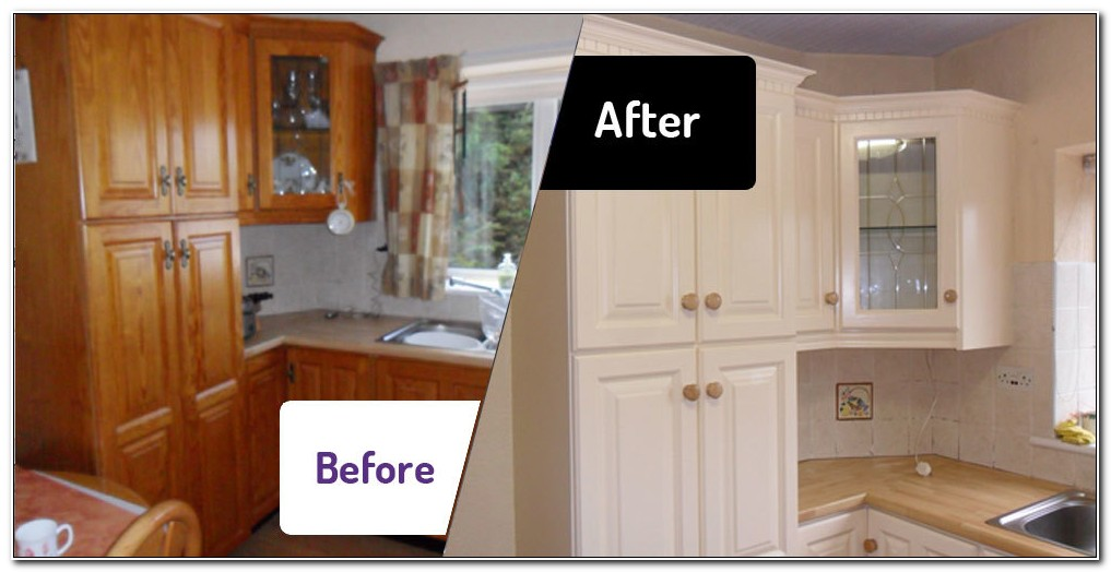 Professional Painting Kitchen Cabinet Doors