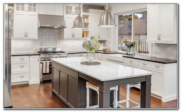 Professional Refinishing Kitchen Cabinets