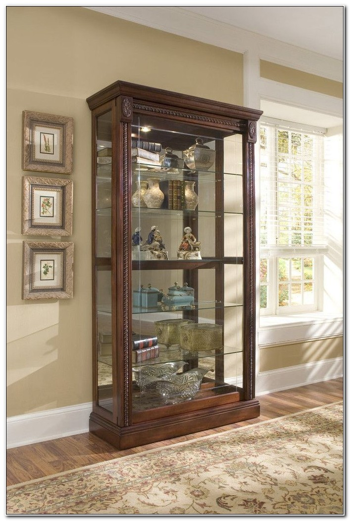 Pulaski Furniture Curio Cabinets