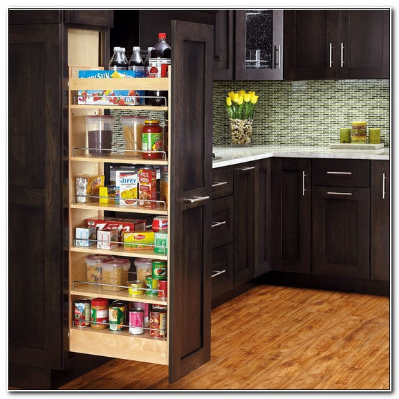 Pull Out Pantry Cabinets For Kitchen