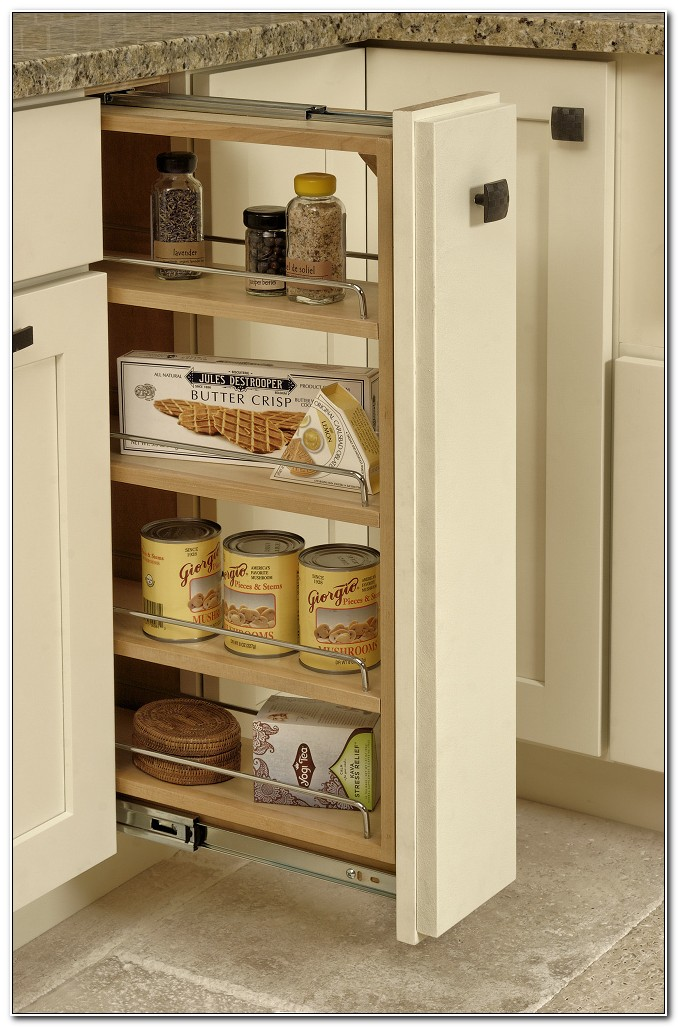 Pull Out Storage For Cabinets