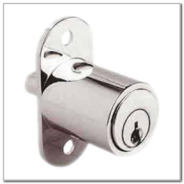 Push Button Cabinet Lock
