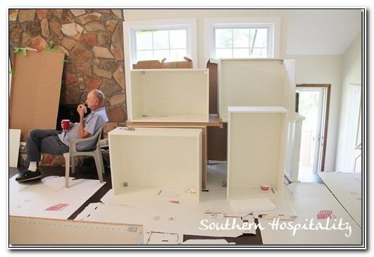 Put Together Kitchen Cabinets Ikea