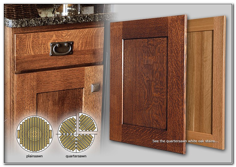 Quarter Sawn Oak Cabinets Pictures