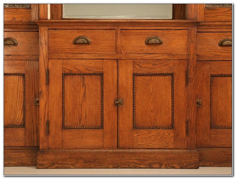 Quarter Sawn Oak Kitchen Cabinet Doors