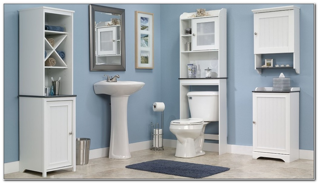 Ready Assembled Bathroom Cabinets