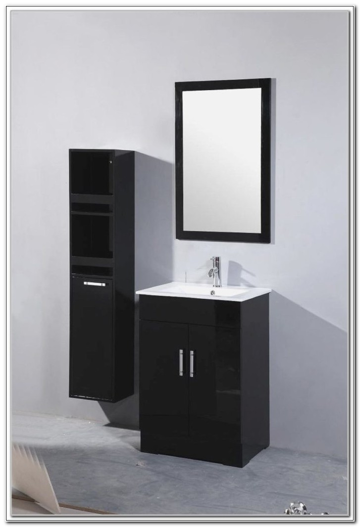 Ready Assembled Bathroom Wall Cabinets