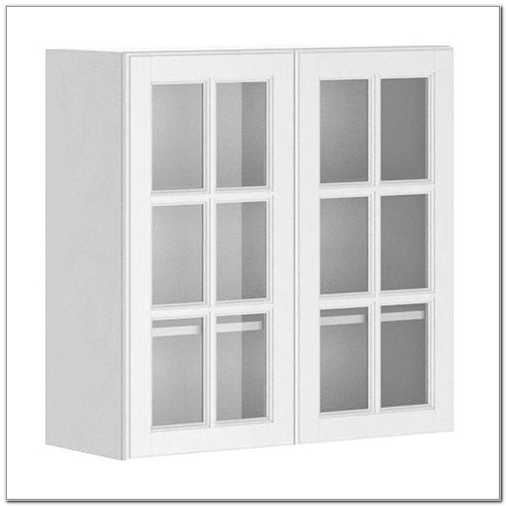 Ready Assembled Kitchen Wall Cabinets