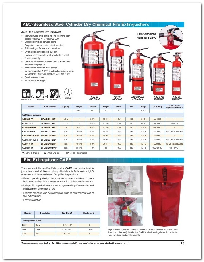 Recessed Fire Extinguisher Cabinet Mounting Height