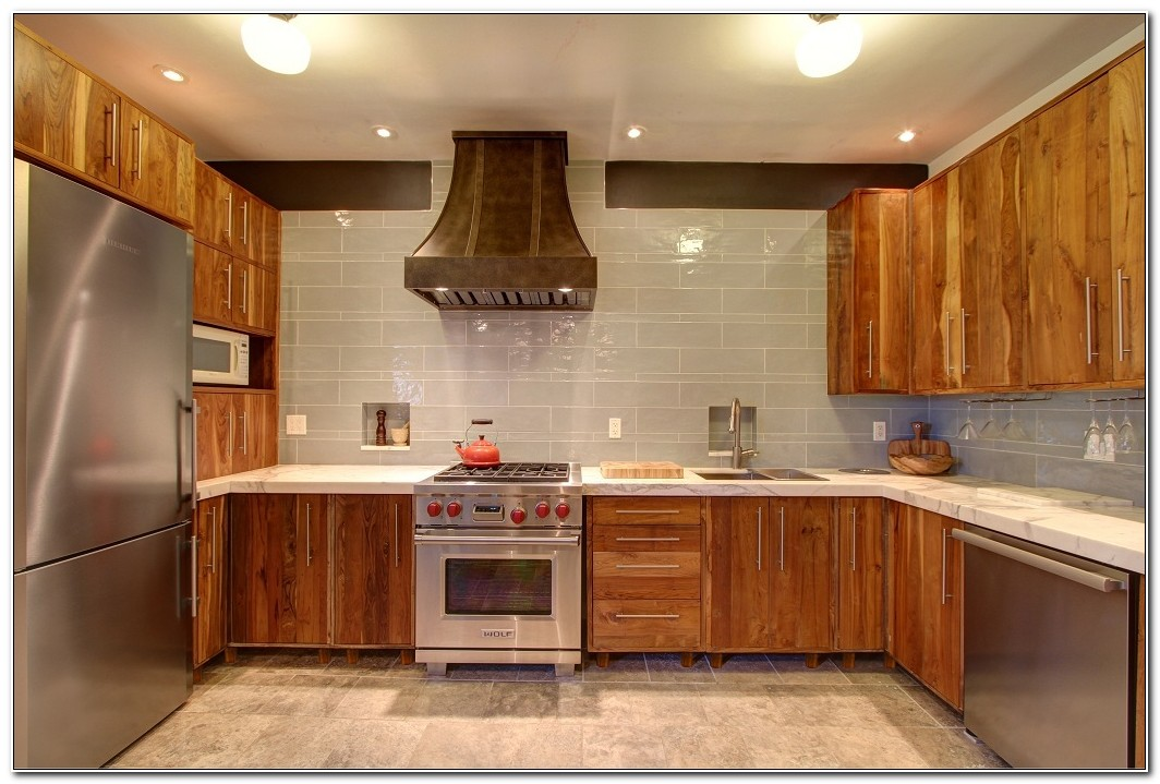 Reclaimed Wood Kitchen Cabinets Toronto