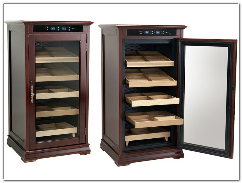 Redford Electronic Cabinet Cigar Humidor