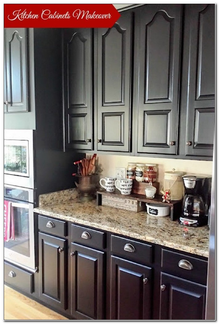 Redo Painted Kitchen Cabinets