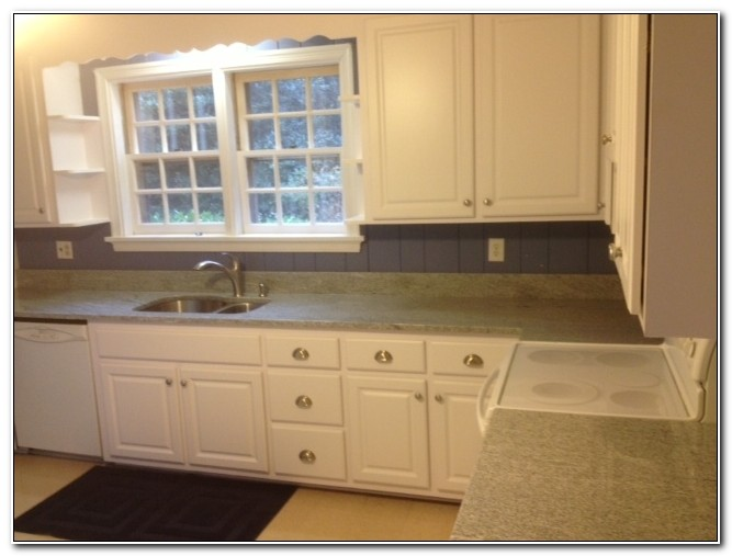 Reface Laminate Cabinets With Veneer