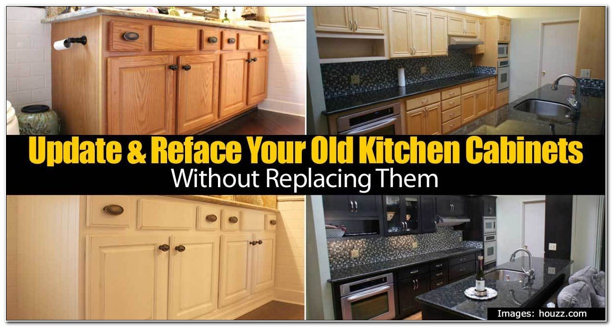 Reface Your Kitchen Cabinets
