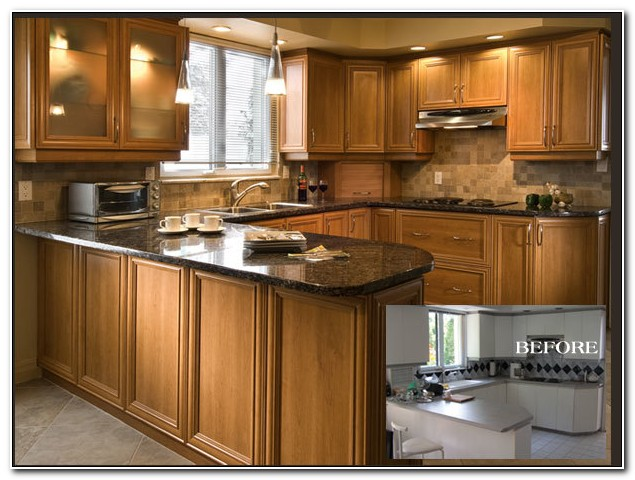 Refacing Kitchen Cabinet Doors Ottawa