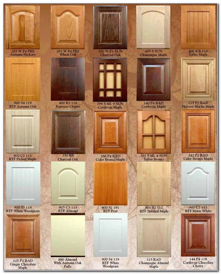 Refacing Kitchen Cabinet Doors