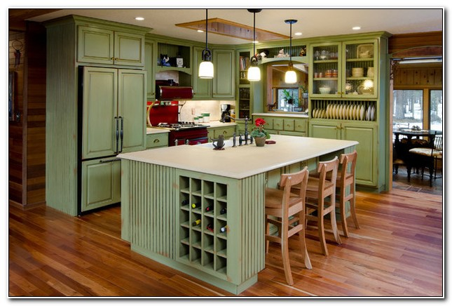 Refacing Oak Kitchen Cabinets