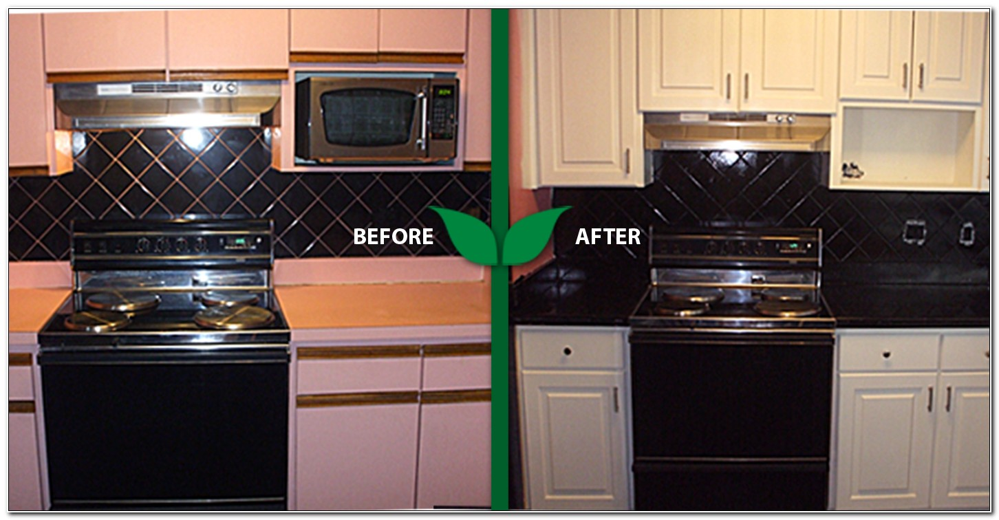 Refinish Formica Kitchen Cabinets