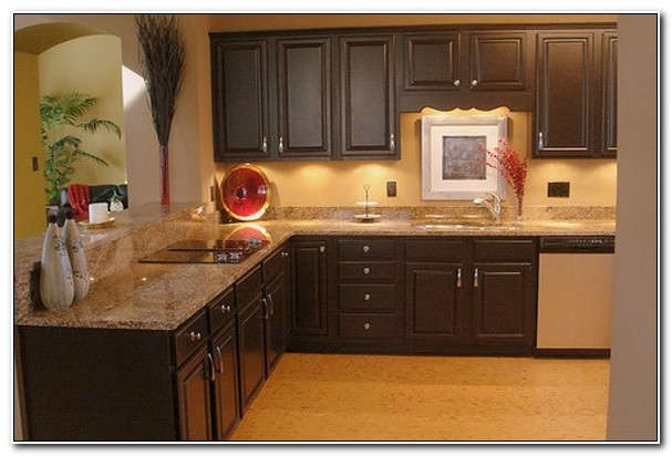 Refinishing Old Wood Kitchen Cabinets
