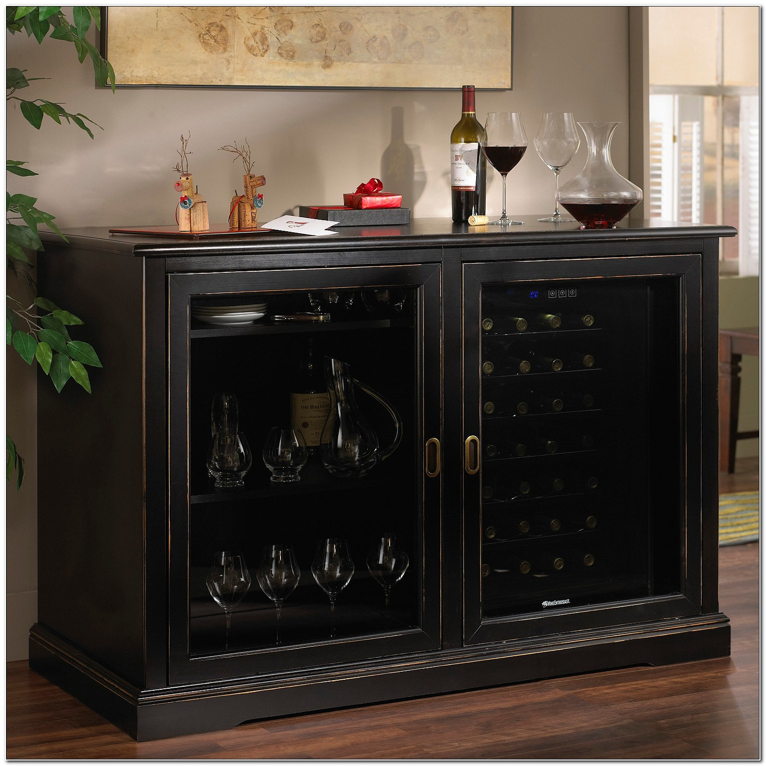 Refrigerated Wine Cabinets Furniture