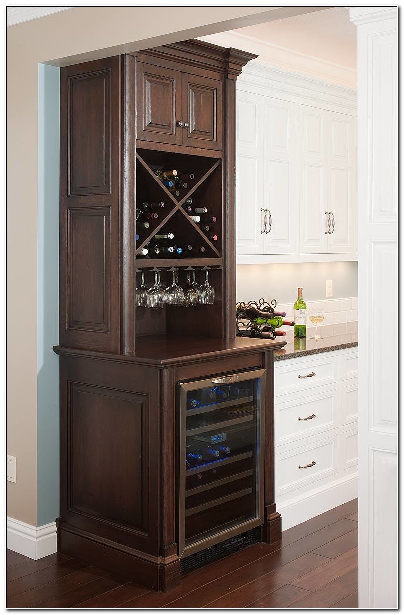 Refrigerated Wine Storage Furniture