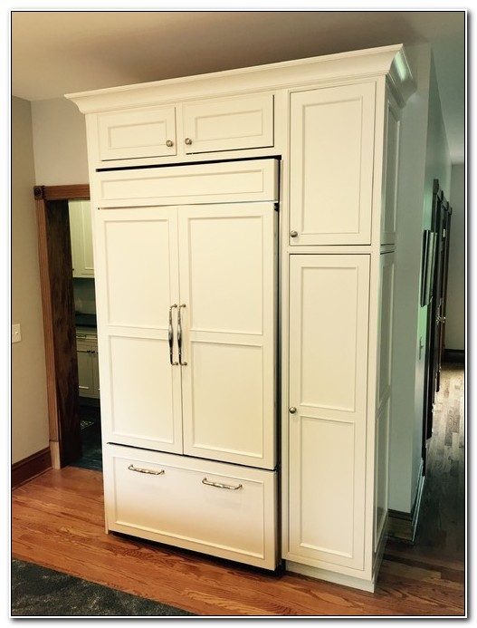 Refrigerators That Accept Cabinet Panels