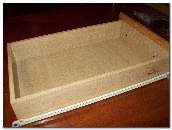 Replacement Cabinet Drawer Box