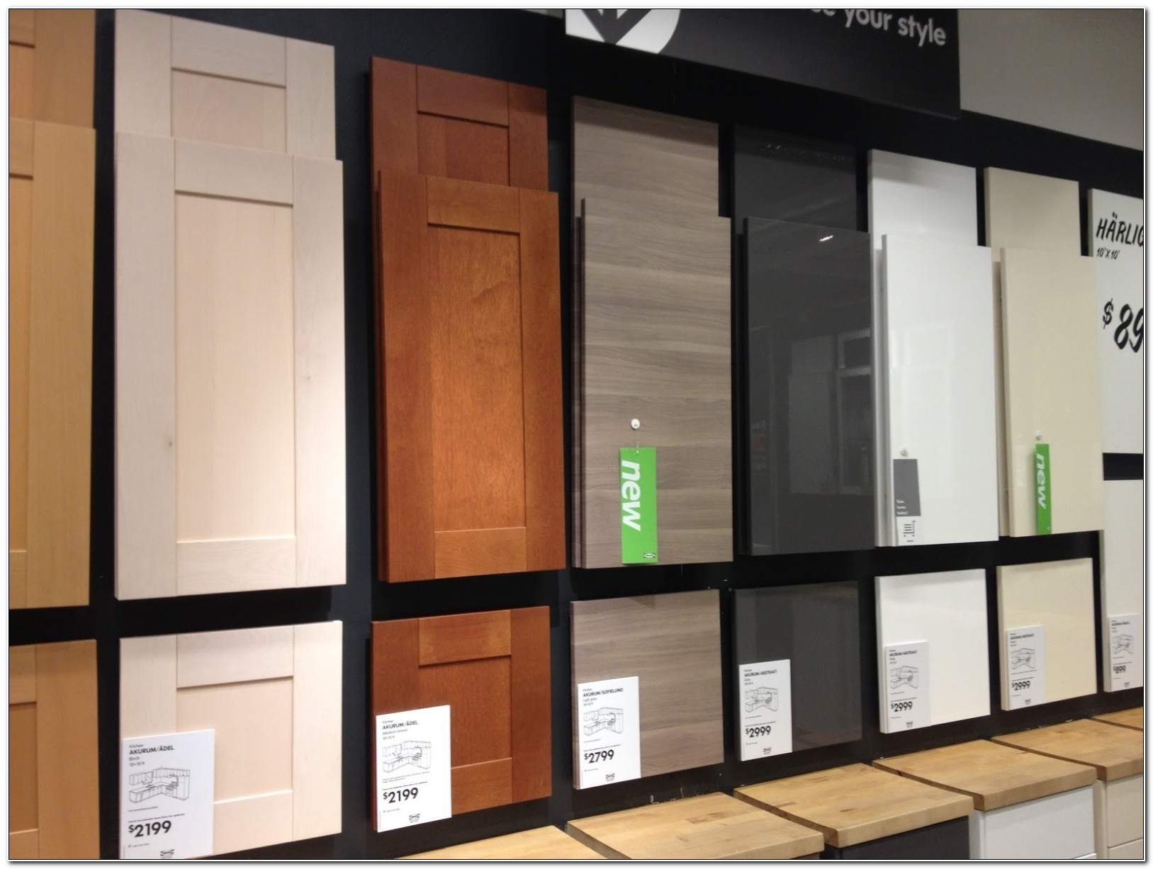 Replacement Doors For Ikea Kitchens