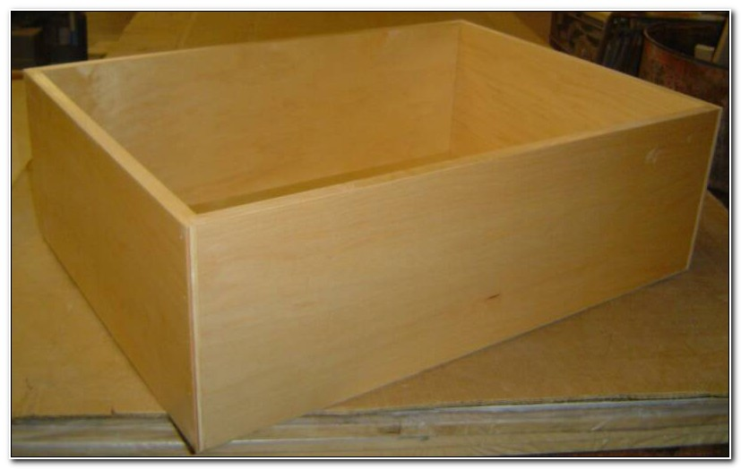 Replacement Kitchen Cabinet Drawer Boxes