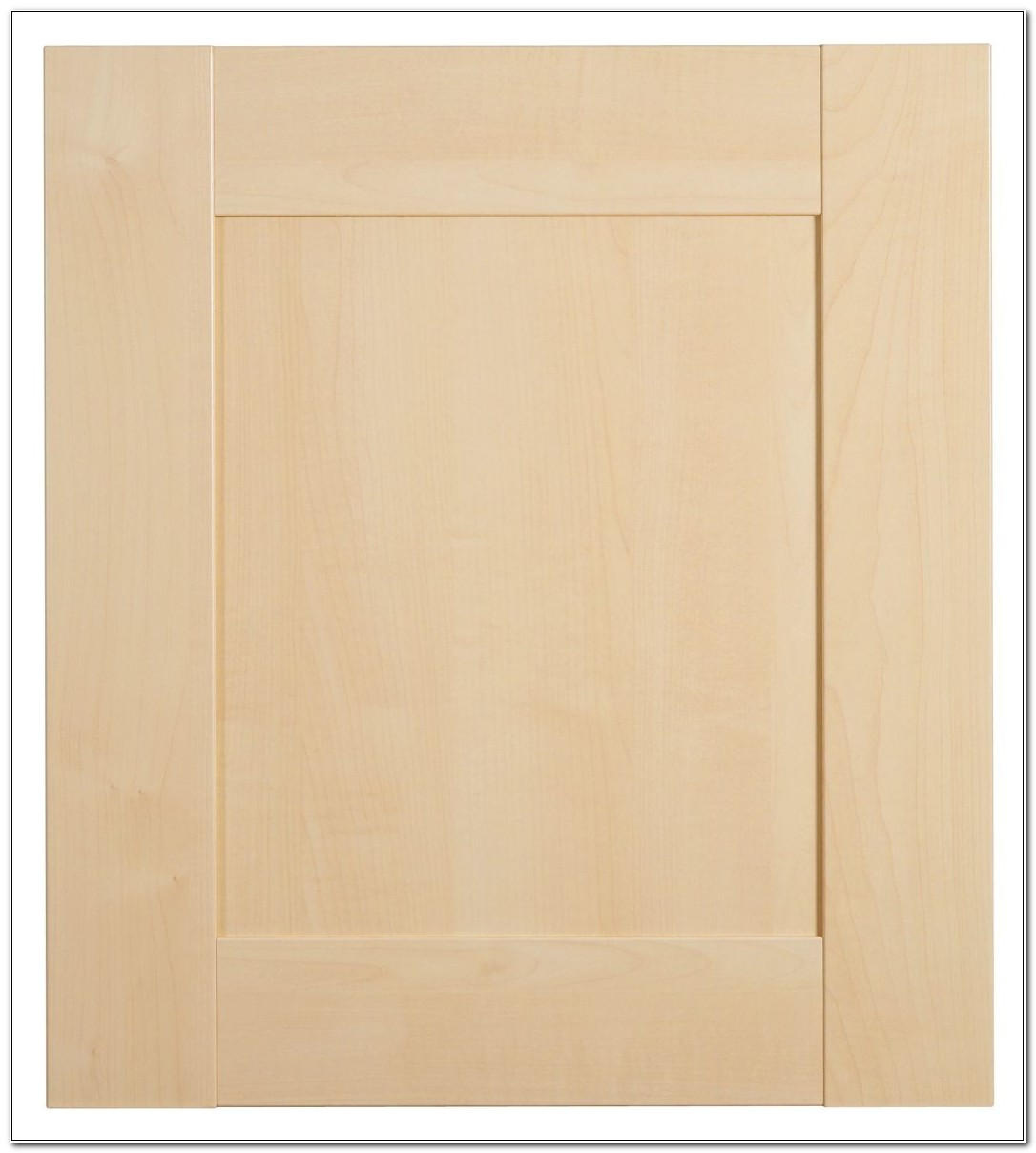Replacement Maple Shaker Kitchen Doors