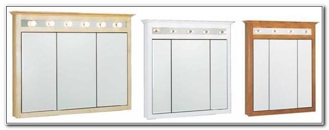 Replacement Mirrored Medicine Cabinet Doors