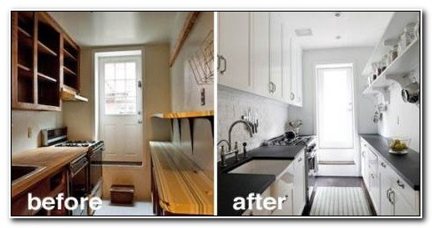 Replacing Kitchen Cabinet Doors Before And After