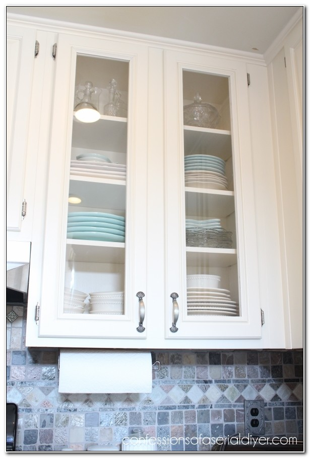 Replacing Kitchen Cabinet Doors With Glass