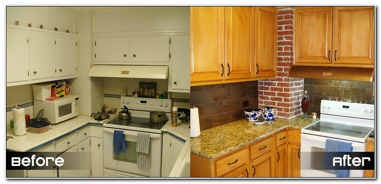 Replacing Kitchen Cabinet Fronts