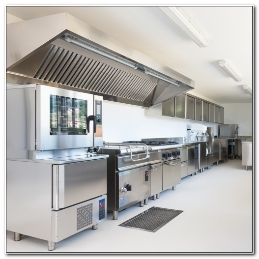 Restaurant Grade Stainless Steel Cabinets