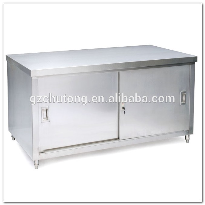 Restaurant Supply Stainless Steel Cabinets