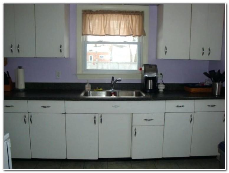 Restoring Old Metal Kitchen Cabinets